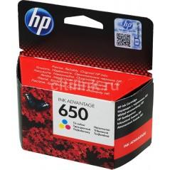 HP 650 Cartouches d'encre d'origine couleur