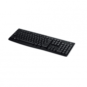 Clavier Logitech Wireless K270
