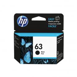 HP 63 Cartouche d'encre noir Original