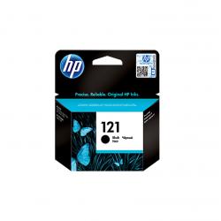 HP 121 cartouche d'encre noir authentique