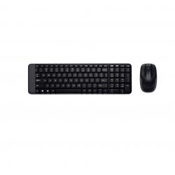 clavier & Souris Logitech Wireless Combo MK220