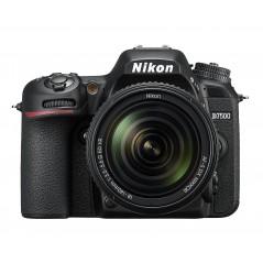 Nikon D7500 Appareils photos numériques + AF-S DX NIKKOR 18-140 VR Kit ( 4K Ultra HD, Écran tactile, Noir)