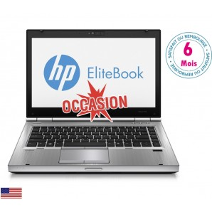 HP EliteBook 8470p ( Intel Core i5-3320M 2,60GHz 4Go 500Go)