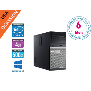 UC Dell Optiplex 390 Tour Intel Core i5 3.10 GHz