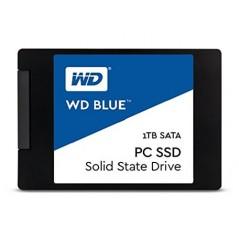 Western Digital SSD interne WD Blue NAND 3D SATA, 1To