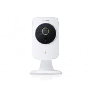 TP-Link NC250 Caméra HD 720p Cloud Wi-Fi Jour & Nuit/Fonction Répéteur (300 Mbps, Camera sous iOS/Android)
