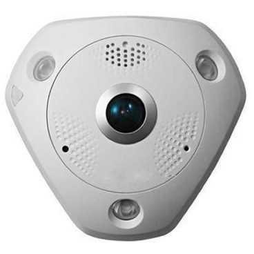 Caméra IP panoramique 3D sans fil à 360° avec caméra vocale - vision nocturne Système de sécurité Support Android et iOS