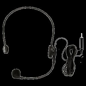 Microphone AHUJA HBM-60CC Série de serre-têtes