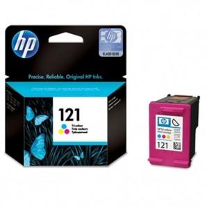 HP 121 Cartouche d'encre trois couleur