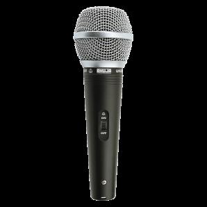 Microphone dynamique unidirectionnel Ahuja AUD-100XLR AUD 100LXR