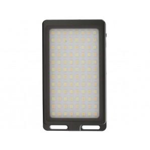 Lampe LED pour photographie de niveau élevé FL-96 Sunwayfoto - 600 lumens - Écran OLED -  batterie Li-ion intégrée de 2500mAh