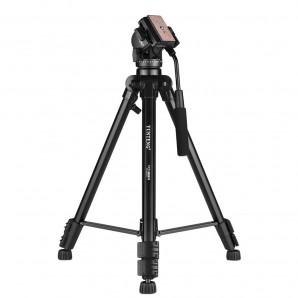 Yunteng Vct-880 Portable en alliage d'aluminium pour Canon Nikon Sony DSLR Caméra