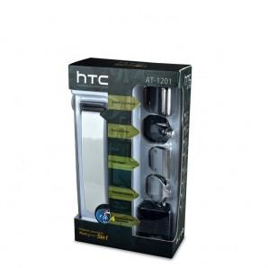 Tondeuse à cheveux rechargeable batterie tout-en-un  HTC AT -1201