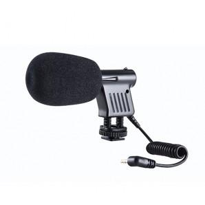 Microphone Boya BY-VM01 pour Appareil Photo Reflex Noir