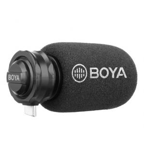 Microphone BOYA BY-DM100 stéréo numérique USB Type-C