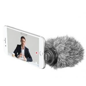 Microphone stéréo numérique BOYA BY-DM200 pour Appareils iOS iPad Air, iPod touch 6  Plug and play directement