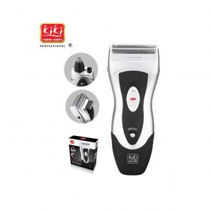 KIKI NEWGAIN Rasoir électrique NG-988 rechargeable pour homme 2 en 1