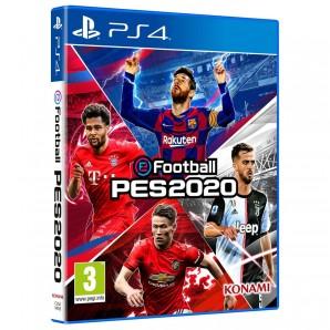 eFootball PES 2020 SP4
