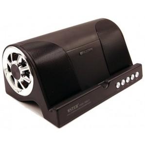 Haut-parleur stéréo portable sans fil Bluetooth WS-1601