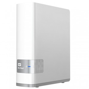 Disque dur externe WD My Cloud NAS et Cloud Personnel 2 To